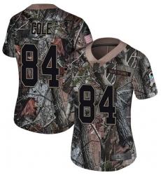 Women's Nike Jacksonville Jaguars #84 Keelan Cole Camo Rush Realtree Limited NFL Jersey