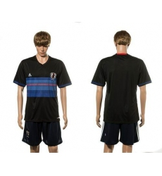 Japan Blank Home Soccer Country Jersey