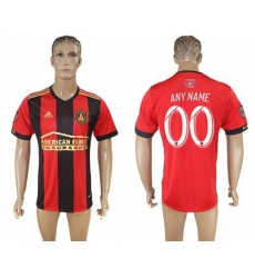 Atlanta United FC Personalized Home Soccer Club Jersey