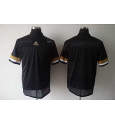Boilermakers Blank Black Embroidered NCAA Jersey
