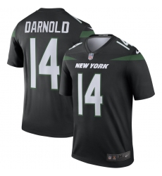 Youth  New York Jets  #14 Sam Darnold Nike Game Jersey - White