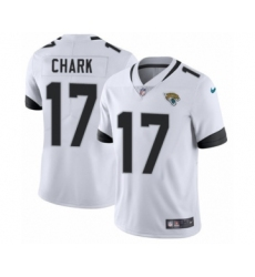 Youth Nike Jacksonville Jaguars #17 DJ Chark White Vapor Untouchable Limited Player NFL Jersey