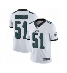 Youth Philadelphia Eagles #51 Paul Worrilow White Vapor Untouchable Limited Player Football Jersey