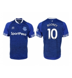 2018-2019 Everton FC home aaa versio 10 Club Soccer Jersey