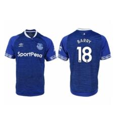 2018-2019 Everton FC home aaa versio 18 Club Soccer Jersey