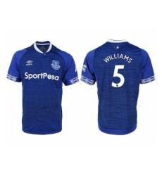 2018-2019 Everton FC home aaa versio 5 Club Soccer Jersey