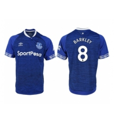 2018-2019 Everton FC home aaa versio 8 Club Soccer Jersey