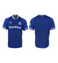 2018-2019 Everton FC home aaa versio blank Club Soccer Jersey