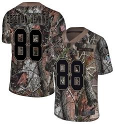 Men's Nike Jacksonville Jaguars #88 Austin Seferian-Jenkins Camo Rush Realtree Limited NFL Jersey