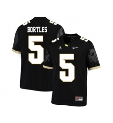 UCF Knights 5 Blake Bortles Black College Football Jersey