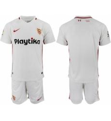 2018-19 Sevilla Home Soccer Jersey