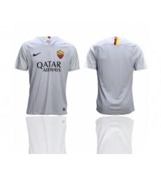 2018-19 Roma Third Away Thailand Soccer Jersey