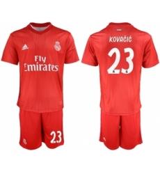 Atletico Madrid #18 Diego Costa Sec Away Soccer Club Jersey