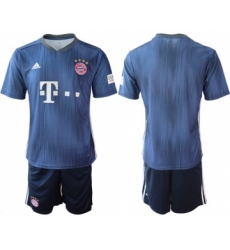 Bayern Munchen Blank Third Soccer Club Jersey