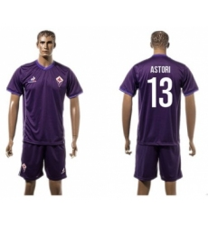 Florence #13 Astori Home Soccer Club Jersey