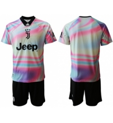 Juventus Blank Anniversary Soccer Club Jersey