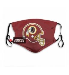 Washington Redskins Mask-0015