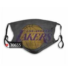NBA Los Angeles Lakers Mask-024