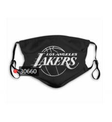 NBA Los Angeles Lakers Mask-029