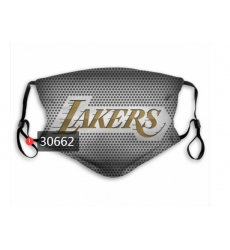 NBA Los Angeles Lakers Mask-031