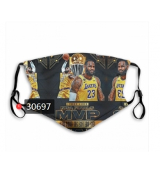 NBA Los Angeles Lakers Mask-039