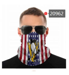 NHL Fashion Headwear Face Scarf Mask-155