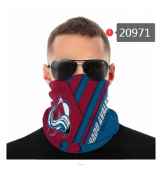 NHL Fashion Headwear Face Scarf Mask-164