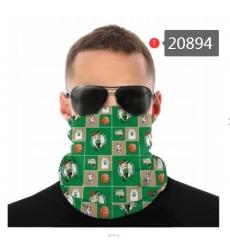 NBA Fashion Headwear Face Scarf Mask-293