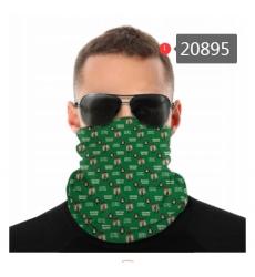 NBA Fashion Headwear Face Scarf Mask-294
