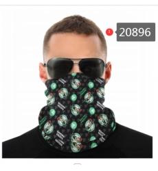 NBA Fashion Headwear Face Scarf Mask-295