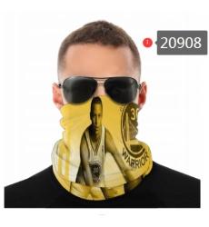 NBA Fashion Headwear Face Scarf Mask-307