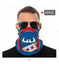 MLB Fashion Headwear Face Scarf Mask-179