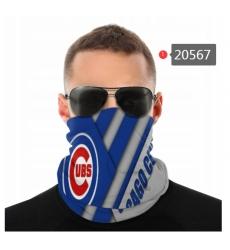 MLB Fashion Headwear Face Scarf Mask-181