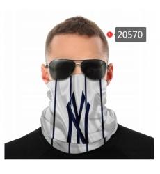 MLB Fashion Headwear Face Scarf Mask-184