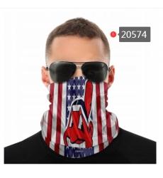 MLB Fashion Headwear Face Scarf Mask-188