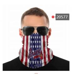MLB Fashion Headwear Face Scarf Mask-191