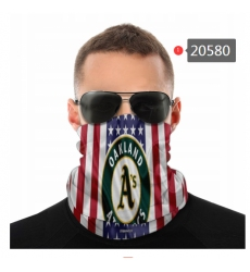 MLB Fashion Headwear Face Scarf Mask-194