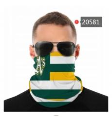 MLB Fashion Headwear Face Scarf Mask-195