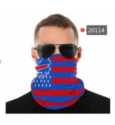 NFL Fashion Headwear Face Scarf Mask-428