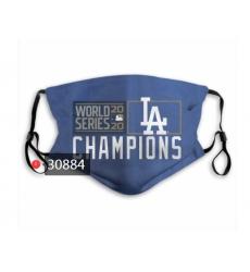 MLB Los Angeles Dodgers Mask-0012