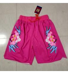 Men's Miami Heat Pink Panther Pink Shorts