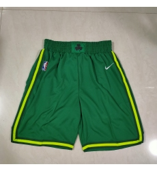 Men's Boston Celtics Green Reward version Shorts