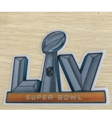 Super Bowl LV patch