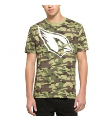 NFL Men's Arizona Cardinals '47 Camo Alpha T-Shirt