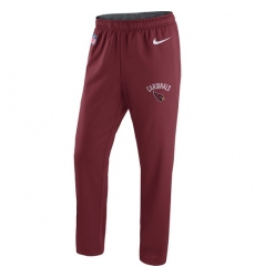 NFL Men's Arizona Cardinals Nike Red Circuit Sideline Performance Pants