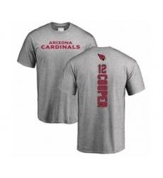 NFL Nike Arizona Cardinals #12 Pharoh Cooper Ash Backer T-Shirt