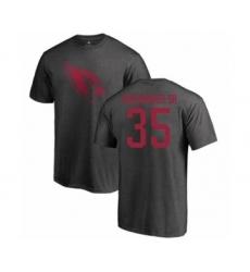 NFL Nike Arizona Cardinals #35 D.J. Swearinger SR Ash One Color T-Shirt