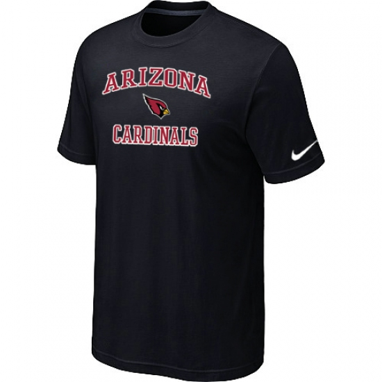 Nike Arizona Cardinals Heart & Soul NFL T-Shirt Black