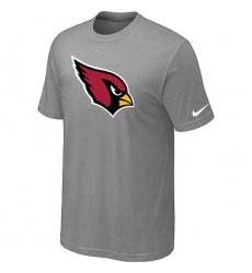 Nike Arizona Cardinals Sideline Legend Authentic Logo Dri-FIT NFL T-Shirt Grey