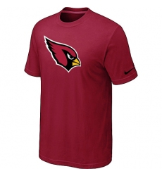 Nike Arizona Cardinals Sideline Legend Authentic Logo Dri-FIT NFL T-Shirt Red
